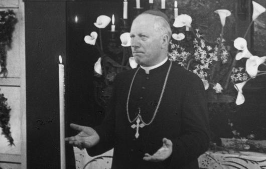Pridiga nadškofa Stanislava Zoreta ob 60-letnici smrti škof Gregorija Rožmana