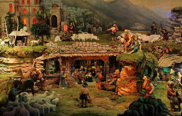 Bogato božično dogajanje v Idrski dolini