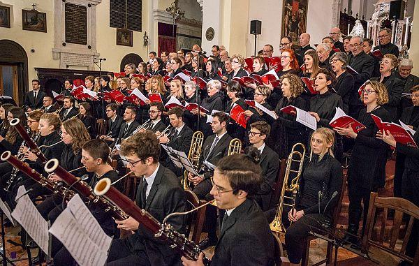 Skoraj 40 zborovskih dogodkov v tretjem decembrskem vikendu