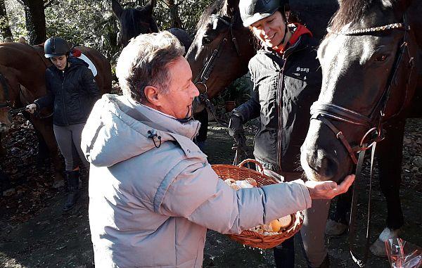 Na praznik sv. Štefana blagoslovili konje in konjenike
