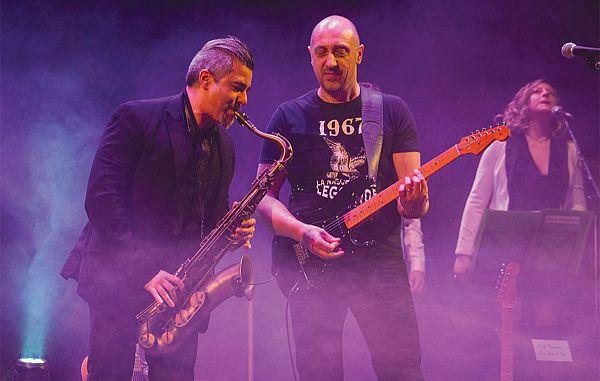 Nostalgična večera ob uspešnicah Pink Floydov