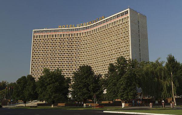 Fotografska razstava Modernistan, namenjena sovjetski modernistični arhitekturi