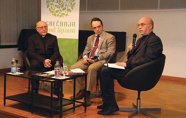 Filozofsko razmišljanje Iva Keržeta o škofu Mahniču