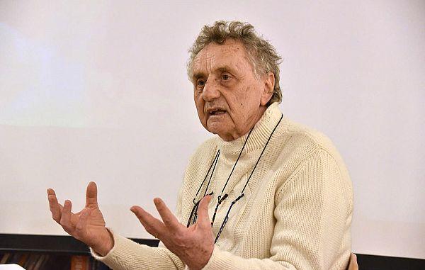 """Renato Quaglia in njegova kritika družbi """"brez düše"""""""