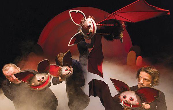 Radovedni, vedoželjni netopir Kazimir