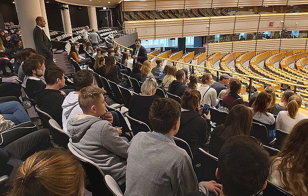 Slomejci v Evropskem parlamentu