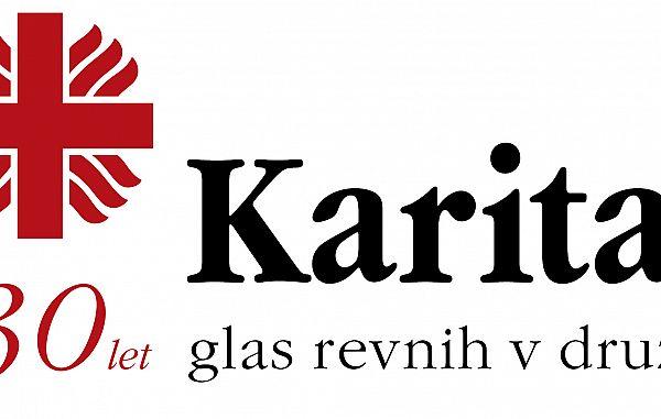 Dobrodolena organizacija Karitas v Sloveniji praznuje 30 let