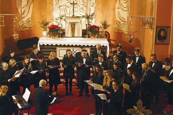 Štivan / Božični koncert