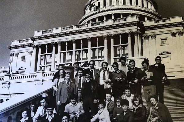 1979, gostovanje v ZDA