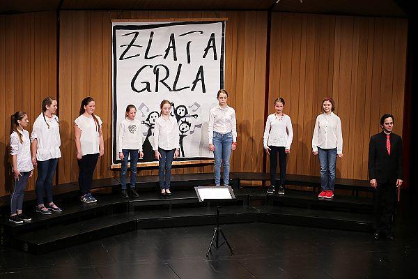 Mladinska pevska skupina Igo Gruden