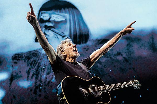 Zagreb, 6.5.2018 / Koncert Roger Waters (foto Manuel Demori)