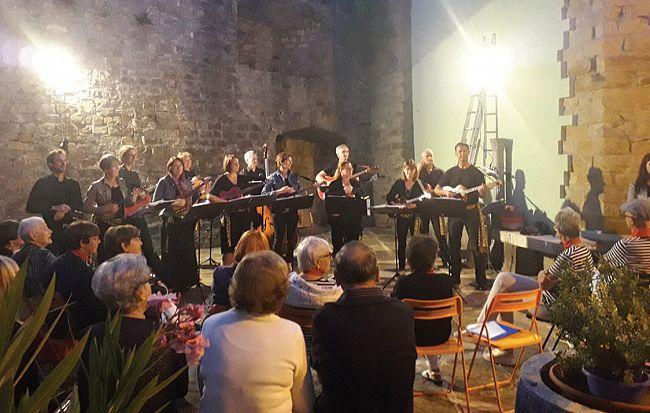 Prijateljstvo med koroškimi in istrskimi glasbeniki