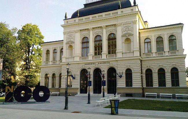 Stoletnica Narodne galerije v Ljubljani