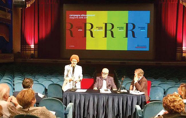 Bogat program gledališča Rossetti