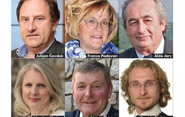 Kandidati Slovenske skupnosti se predstavljajo