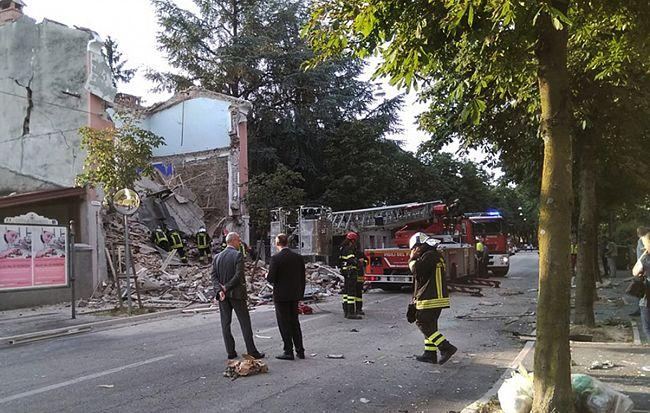Eksplozija v Gorici terjala tri žrtve